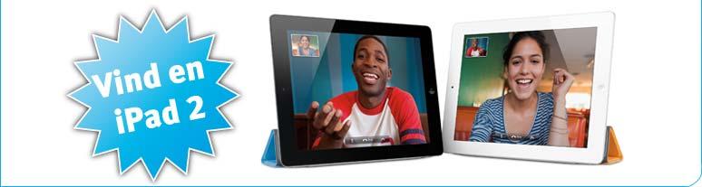 Vind en iPad 2