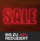 Sale - Bis zu 40%